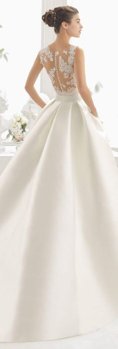 26 Best Wedding Dress Aire Barcelona Images Wedding Dresses
