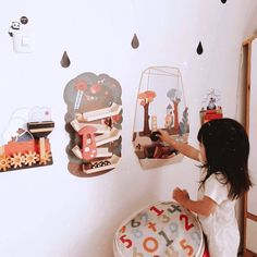 Oribels VertiPlay Wall Toys are beautifully designed for interactive playing and learning to keep your little one engaged.