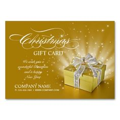 Christmas and holiday season gift voucher business card templates christmas and holiday season gift voucher business card templates make your own business card with this great design all you need is to add your cheaphphosting Images