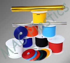 #Pigments_Foils  MetallicHot Foil Marking Tape – MetallicWe are a renowned name engaged in manufacturing, supplying and exporting a wide range of Hot Foil Marking Tapes- Metallic colours like Silver , Golden, and other tinted metallic colours. We have got all the facilities to make hot foil in specific colour choice of customers also. Our customers can avail these products at competitive prices.  http://www.magplastics.com/metallic-marking-tape.php