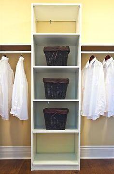 Madison's closet
