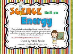 Energy+Unit:+Flap+Books,+Experiments,+Visual+Aids+&+More...+from+More+Time+2+Teach+on+TeachersNotebook.com+-++(58+pages)++-+Energy+Unit:+Flap+Books,+Experiments,+Visual+Aids+&+More...