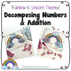 Printable Rainbow Un