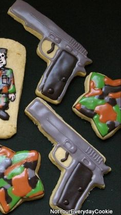 Who wouldn't want a tactical cookie?