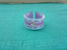 Shrinky Dink Ring Tutorial  •  Free tutorial with pictures on how to make a plastic ring in under 30 minutes