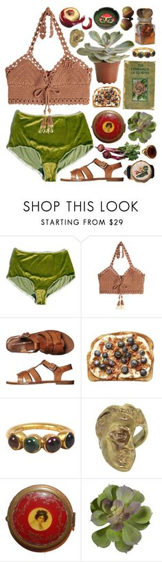 """""""// francesca"""" by ladykrystal ❤ liked on Polyvore featuring SHE MADE ME, Windsor Smith, Yunus & Eliza and Rock 'N Rose"""