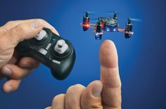 Nano Quadcopter
