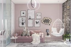 How To Use Pink Tastefully In A Kid's Room Without Over Doing It: 6 Detailed Examples That Show How