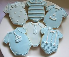 Baby Shower Cookies,