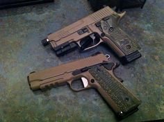 Sig P229, 226 and 1911 carry>>> Scorpions!!!!! - AR15.Com Archive