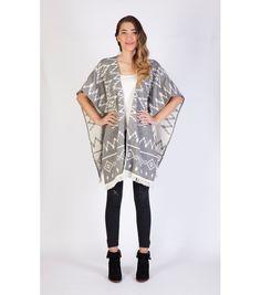 Kilim Kimono