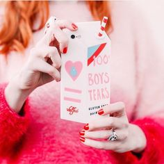 Boys Tears iPhone Case valfre.com