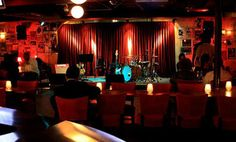 10 to live music venues in SA