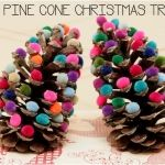 I remember decorating pine cones as a kid.  I wonder if I can find enough to do a craft at school next week!?