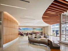 Healthcare Montefiore Medical Center - Ambulatory Care Center Healthcare Design. #healthcare