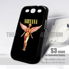 Description Made from durable plastic The case covers the back and corners of your phone Image printed over the edge and around the sides of the case Lightweight weigh approximately Samsung Galaxy S3, Nirvana, Phone Cases, Accessories, Phone Case, Jewelry Accessories