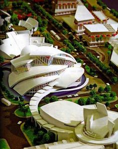 """THE POSSIBLE FUTURE LOOKS OF OUR NEW CULTURAL CENTER OF THE PHILIPPINES/ """"CCP"""""""