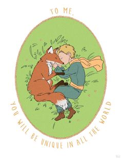 The little prince and the fox I love this movie Jz Petit Prince Quotes, Little Prince Quotes, Illustrations, Illustration Art, Prince Drawing, Little Prince Fox, Prince Tattoos, Dibujos Cute, Wow Art