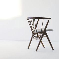 Stuhl / Skandinavisches Design / Aus Eiche / Bugholz / Leder SIBAST No 8  Sibast Furniture