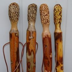 make your own sticks and canes - Google Search