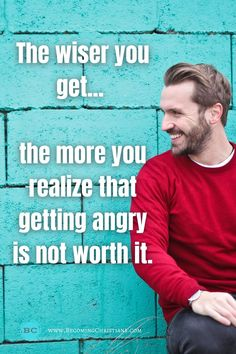 In this post, learn how to overcome anger in the Biblical way! How To Overcome Anger, Anger Control, Living Quotes, Third Way, Christian Living, Quotes To Live By, Bible, Learning, Christian Life
