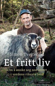 Et fritt liv av Simen Tveitereid (Innbundet) Fritters, Sims, Movies, Movie Posters, Animals, Animales, Film Poster, Animaux, Beignets