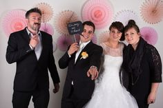 Espace shooting/Photobooth - Photographe Mariage, Photobooth, Nord Lille - Photos naturelles
