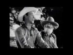"""Roy Rogers - """"My Little Buckaroo"""" (From """"Don't Fence Me In"""")"""