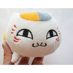 "6.5"" Nyanko Sensei Cat Plush Toy Doll *** For more information, visit image link. (This is an affiliate link) #Puppets"