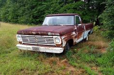 1967 Ford F100: Shortbed Project - http://barnfinds.com/1967-ford-f100-shortbed-project/