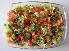 Slimmed-Down Layered Mexican Dip