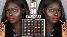 ANASTASIA BEVERLY HILLS MATTE LIPSTICK REVIEW| Nyma Tang