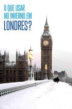 Londres é uma cidade repleta de histórias e riquezas, onde o antigo se mistura com o moderno. Saiba o que levar na mala em sua próxima viagem para o inverno da capital inglesa!
