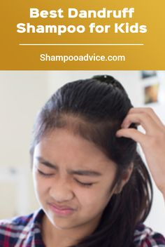 In fact, the most effective way to treat most dandruff is to use an over-the-counter shampoo, the American Academy of Dermatology (AAD) explains. You should shampoo for kids your hair daily and swap in the anti-dandruff shampoo twice a week. Anti Dandruff Shampoo, Best Shampoos, Counter, Your Hair, American, Kids, Young Children, Boys, Children