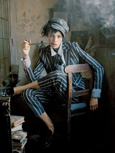☆ Edie Campbell | Photography by Tim Walker | For Vogue Magazine US | December 2013 ☆ #ediecampbell #timwalker #vogue #2013
