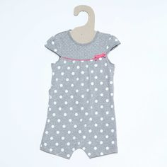 Pyjama met stippenprint                                                                                                                                                                                                 MIXED Meisjes babykleding