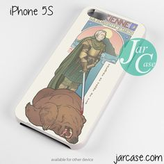 Brienne Game Of Thrones Phone case for iPhone 4/4s/5/5c/5s/6/6 plus