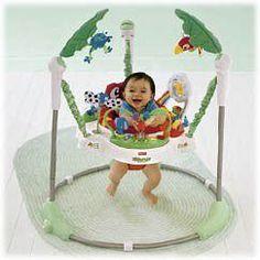 musique, lumières et effets sonores activés lorsque l'enfant saute 3 hauteurs base autonome à siège pivotant sur 360º pour enfants jusqu'à 32 po haut et 25 lb coussin à laver machine requiert 3...