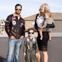 4 Pc Top Gun Womens Bomber Jacket Costume Set Amiclubwear Costume