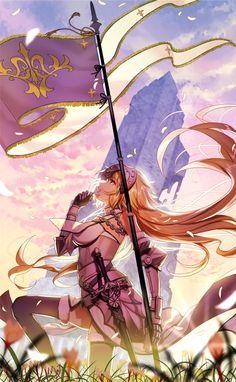 Jeanne d' Arc (Ruler), Fate Grand Ordee