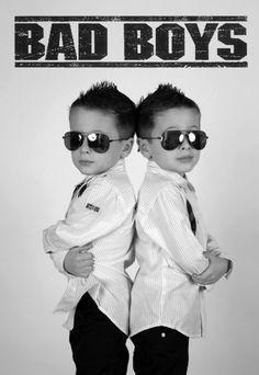 OMG I'm gonna be in for a run for my money!!!! #twinmomma #twinboys #boyswillbeboys