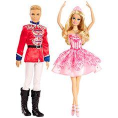 Barbie Casal Quebra Nozes CFB87 - Mattel