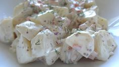 Trish Gallagher aka The Pink Leopard shares her recipe for a summer potato salad.