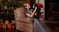 The lifestyle brand founder and natural-born hostess @aerin talks decorating entertaining and gifting for the holiday season http://ift.tt/2hZzMyC   #luxdeco #christmas #aerin #aerinlauder #happyholidays #seasonsgreetings #decorating #tistheseason