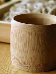 Bamboo soba choko.
