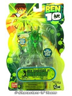 ben10toys | Unfortunately the Ben 10 Action Figure Wildvine is temporarily out of ...