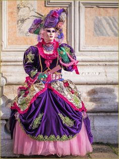 Carnaval Venise 2016 Masques Costumes   page 33