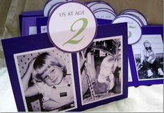 Some of the most adorable table numbers ever!