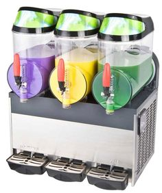 we can deliver is a perfect place to get the most reliable services of slushy machine - Slushie Machines
