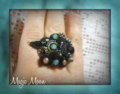 ring soutache  https://www.facebook.com/MagicaMoon